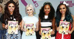 Little Mix album singing in New Jersey