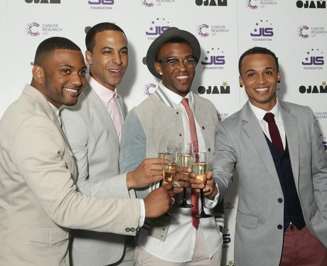 jls at fundraiser