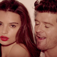 Robin Thicke Blurred Lines Video