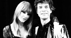 Taylor Swift and Rolling Stones from Twitter