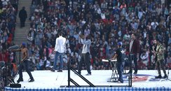 Rudimental At The Summertime Ball 2013