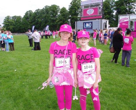 Race For Life - Leics