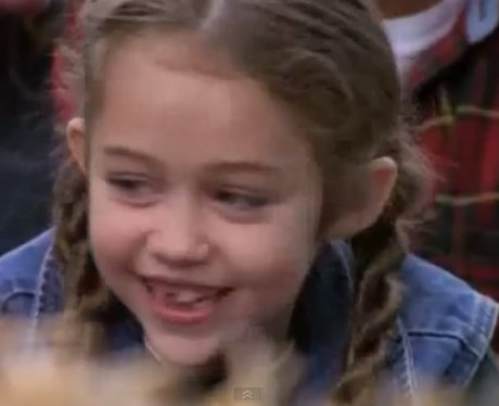 Miley Cyrus in TV show