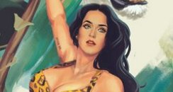Katy Perry 'Roar' Movie Poster