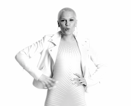 Jessie J in the Capital advert 2013