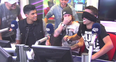 The Wanted Blindfold Tom Game