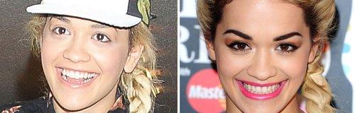Rita Ora No Make-Up