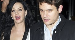 Katy Perry and John Mayer at SNL after party