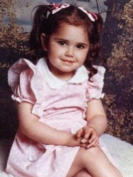 Cheryl Cole baby picture