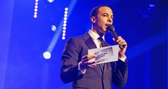 Our host Marvin Humes