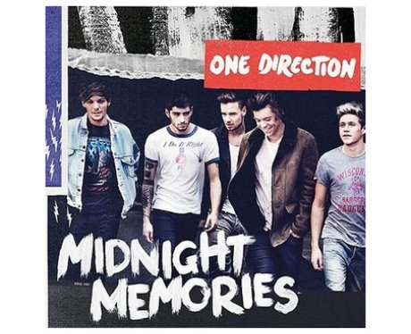 One Direction 'Midnight Memories'