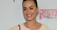 Katy Perry At Britney Spears Vegas Opening Night