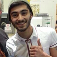 Zayn Malik shows off his tattoo