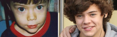 Celebrity Transformations: Harry Styles