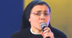 Nun on The Voice Italy