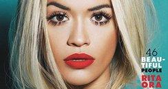 Rita Ora Paper Magazine 2014