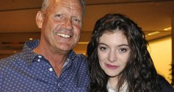 Lorde Meeting Royals Baseball Player Twitter