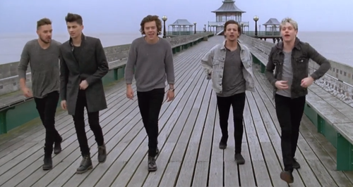 One Direction 'You & I' Music Video Still