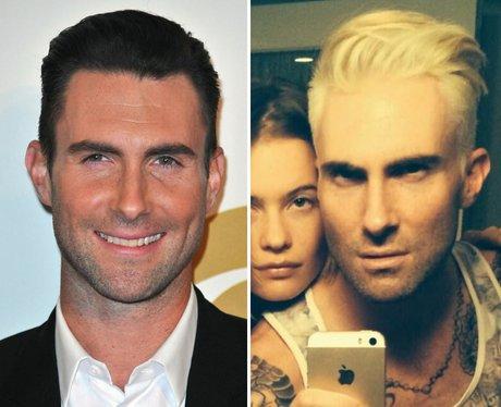 when pop stars go blonde capital