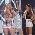 Iggy Azalea and Ariana Grande Billboard Music Awar