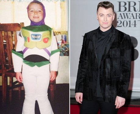 Sam Smith Baby Picture