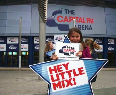 Little Mix - Capital FM Summertime Ball 2014 6 Pictures