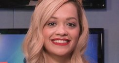 Rita Ora 5 Questions Challenge