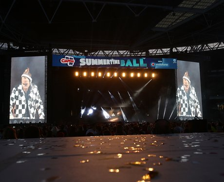 David Guetta summertime ball 2014