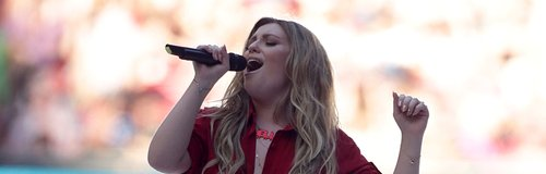 Ella Henderson Summertime Ball 2014 Performance