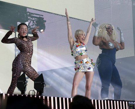 Miley Cyrus Summertime Ball Performance 2014