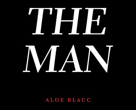 Aloe Blacc The Man Single Cover