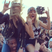 51. Ellie Goulding and Cara Delevingne rock out at McBusted's Hyde Park gig