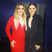 51. Ella Henderson and Jessie J hang out backstage during their gig at Edinburgh Castle