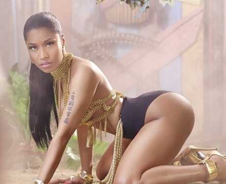 Nicki Minaj Anaconda Video