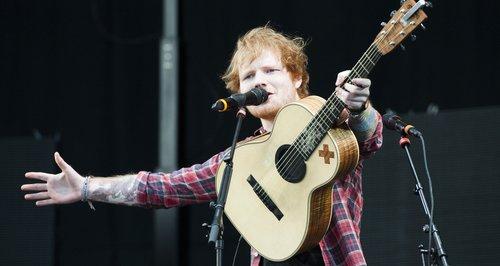 Ed Sheeran at V Festival 2014 Chelmsford
