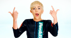 Miley Cyrus Capital TV Advert