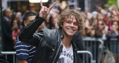 Ashton 5SOS 'Good Morning America'