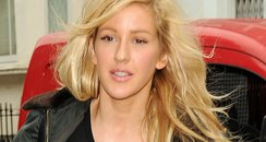 Ellie Goulding Dresses Down All
