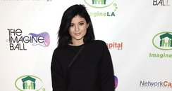 Kylie Jenner At The Imagine Ball LA