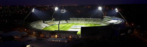 Edgbaston Stadium Night