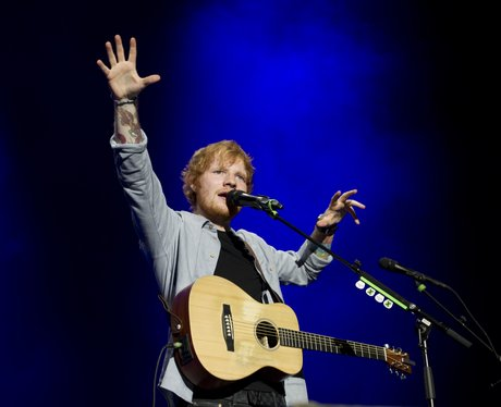 Ed Sheeran Live In Amsterdam