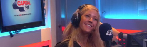 Ellie Goulding On Capital