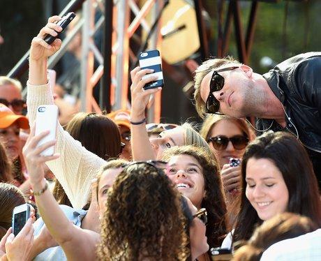 OneRepublic Ryan Tedder Fans
