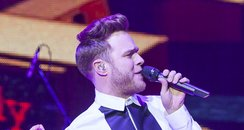 Olly Murs at the Jingle Bell Ball 2014
