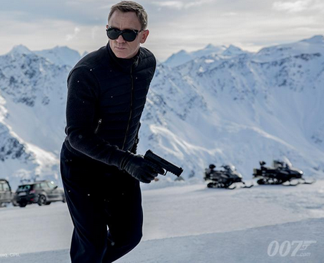 Daniel Craig James Bond 007 Spectre