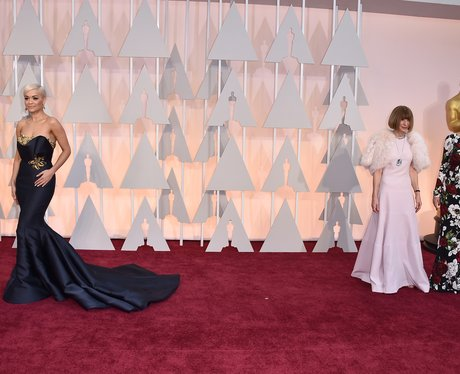 Rita Ora and Anna Wintour
