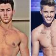 Nick Jonas & Justin Bieber