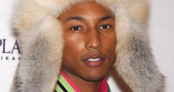 Pharrell Fluffy Hat