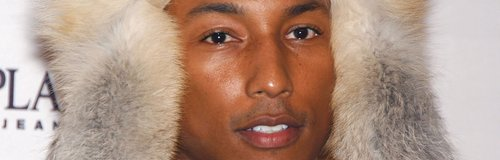 Pharrell Fluffy Hat