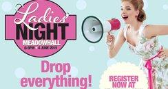 Meadowhall Ladies Night 2015